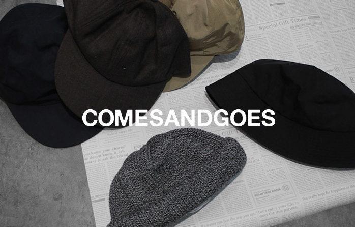 """""""COMESANDGOES"""""""
