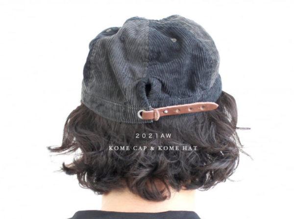 SHALLOW KOME CAP/HAT 特集ページ